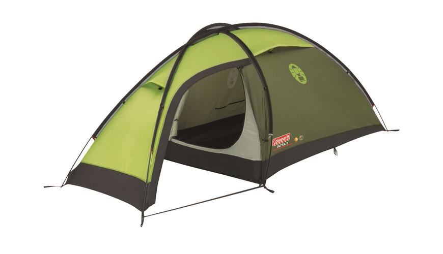 Coleman Tatra 2 - Tente - vert